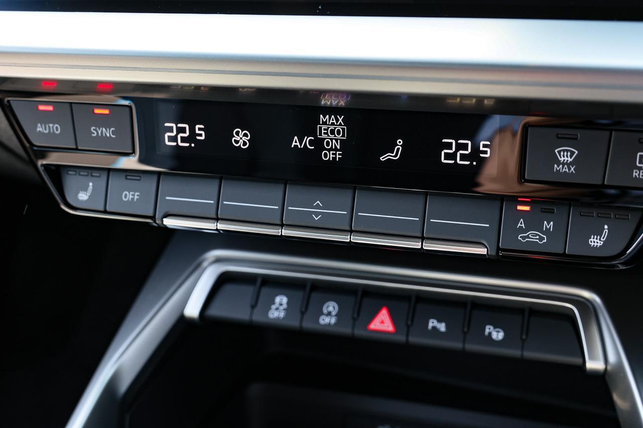 画像5: 【ミニ試乗記】Audi A3 Sportback 1st edition
