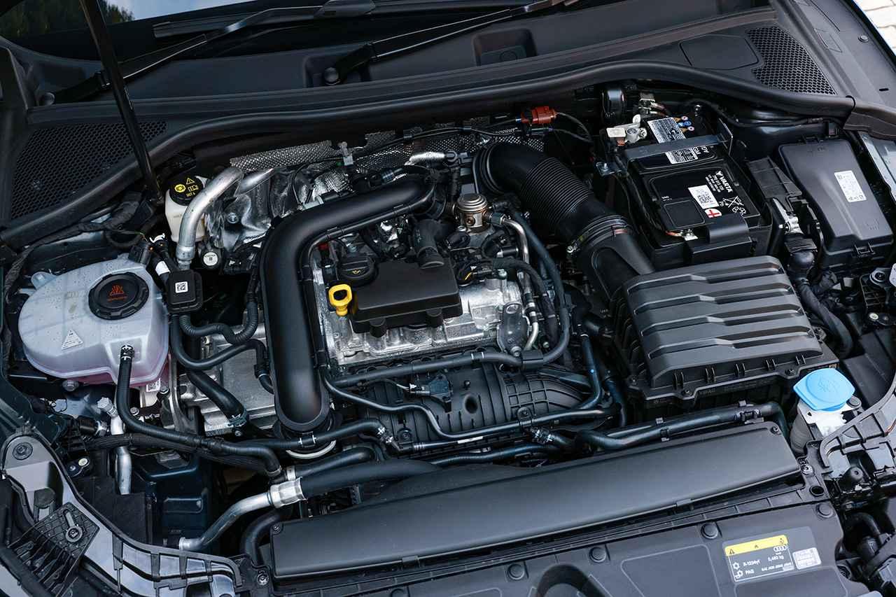 画像11: 【ミニ試乗記】Audi A3 Sportback 1st edition