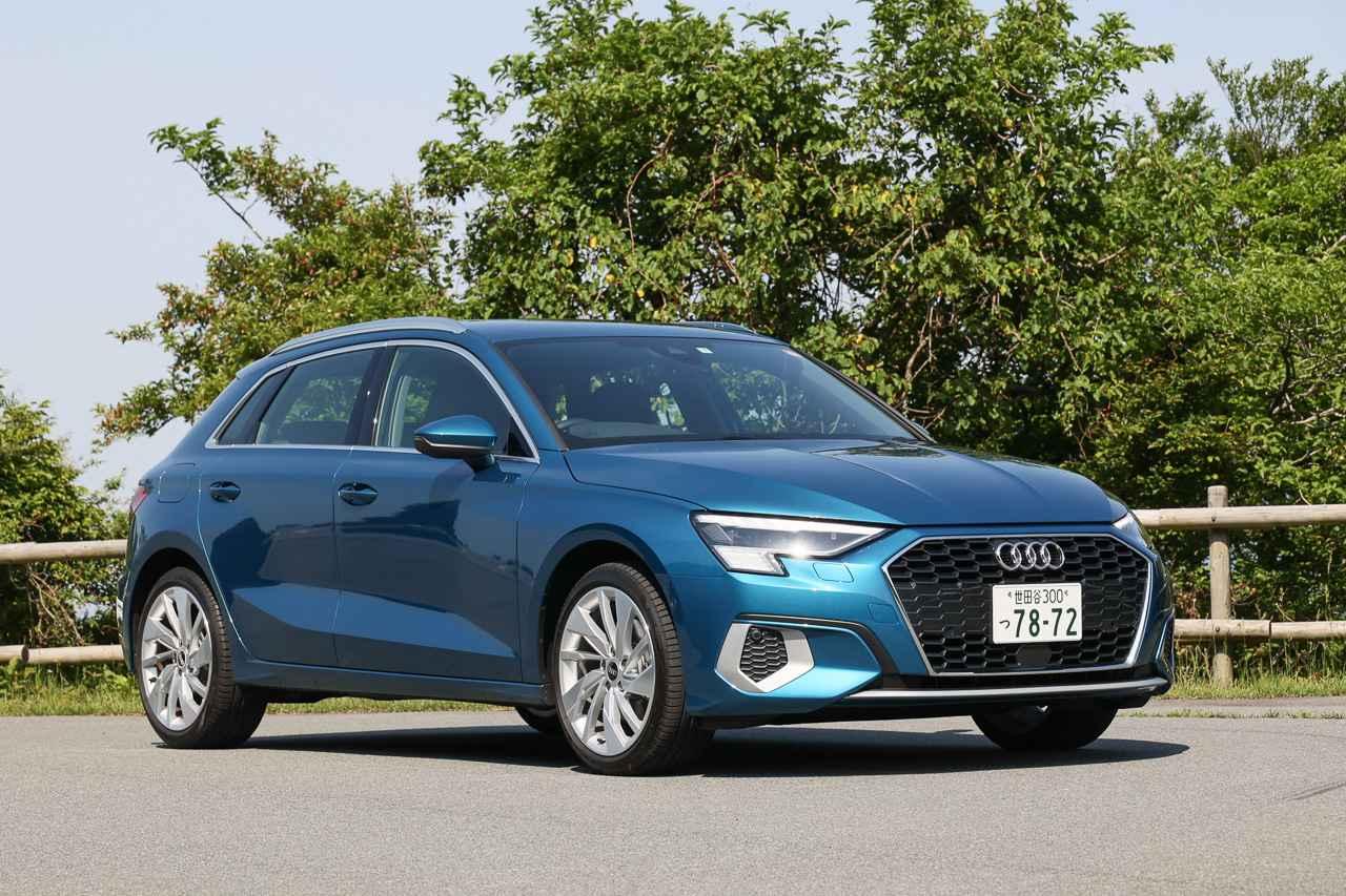 画像1: 【ミニ試乗記】Audi A3 Sportback 1st edition