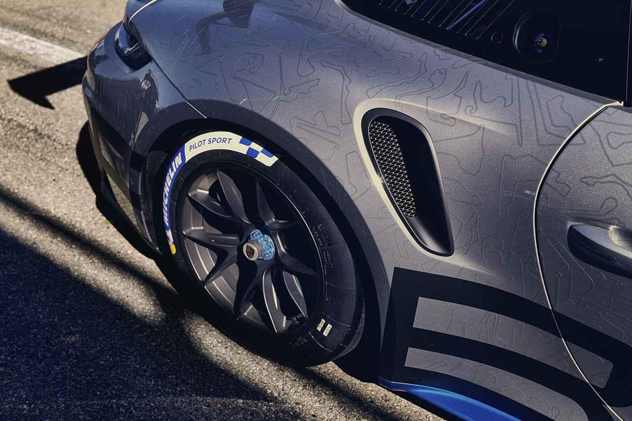 画像4: 「ポルシェ911 GT3 Cup」の購入申し込みを開始