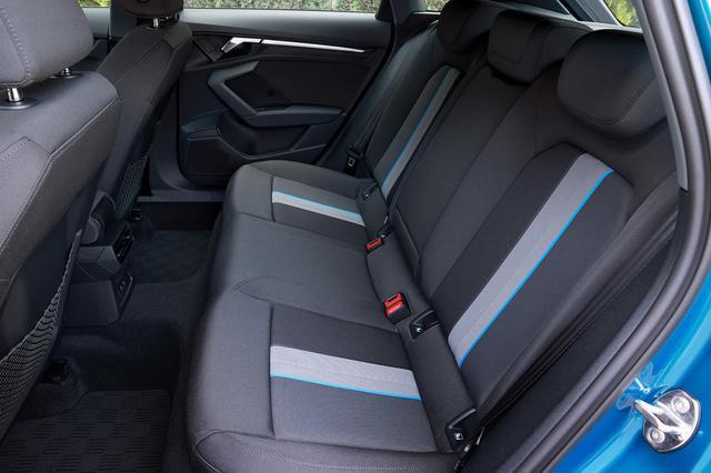 画像7: 【ミニ試乗記】Audi A3 Sportback 1st edition