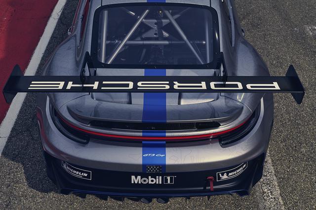 画像6: 「ポルシェ911 GT3 Cup」の購入申し込みを開始