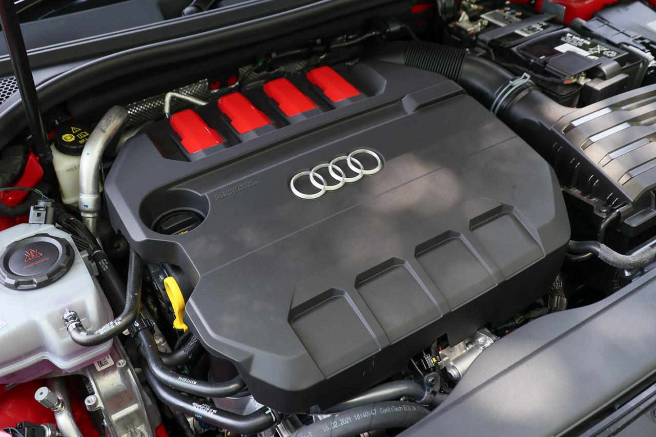 画像10: 【ミニ試乗記】Audi S3 Sedan