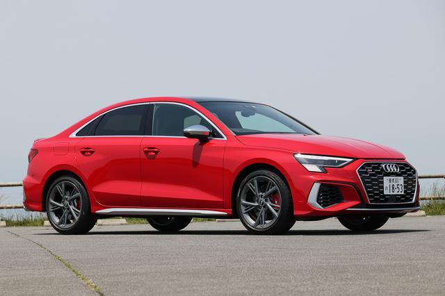 画像1: 【ミニ試乗記】Audi S3 Sedan
