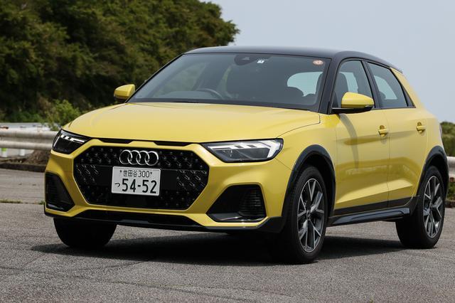 画像2: 【ミニ試乗記】Audi A1 citycarver limited edition