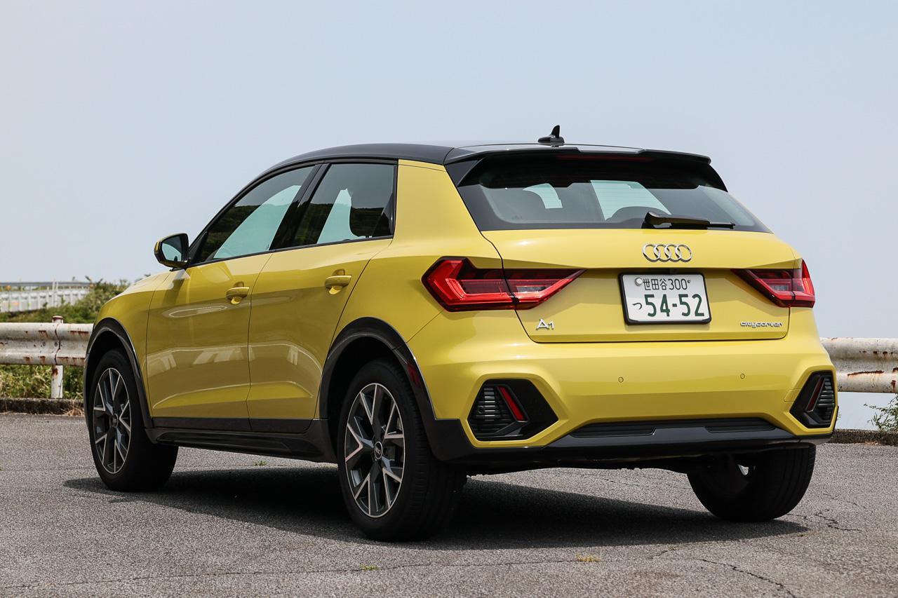 画像6: 【ミニ試乗記】Audi A1 citycarver limited edition