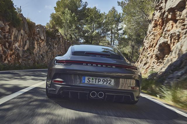 画像3: 「911 GT3ツーリングパッケージ」の予約受注開始