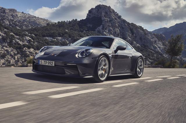 画像1: 「911 GT3ツーリングパッケージ」の予約受注開始