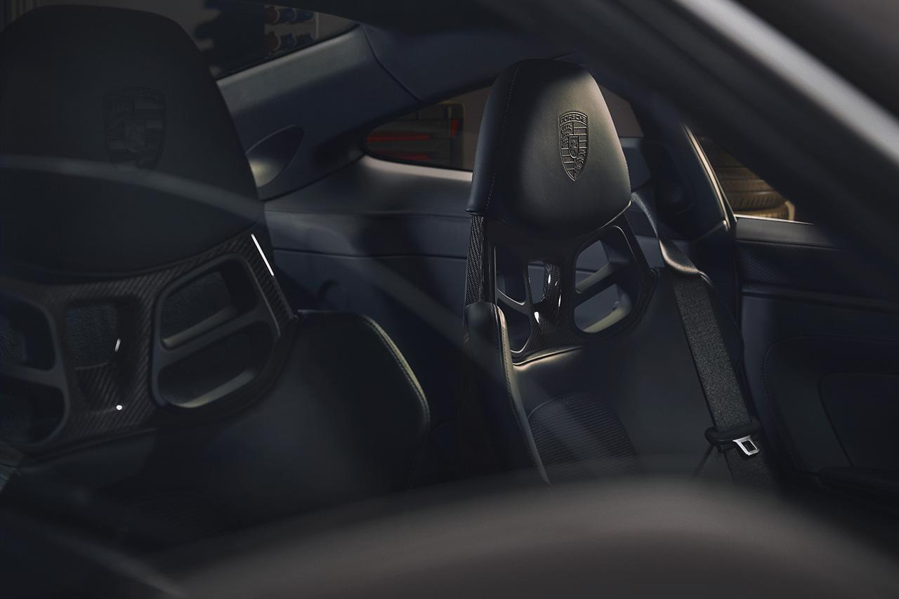 画像5: 「911 GT3ツーリングパッケージ」の予約受注開始