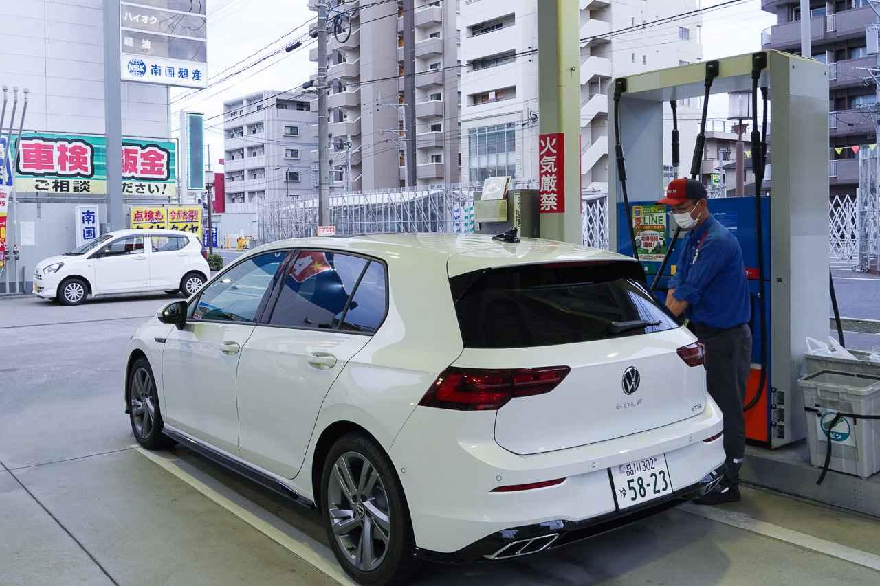 画像3: 【燃費調査スペシャル】ゴルフ8は無給油で東京〜鹿児島を走破できるか?