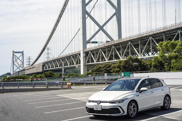 画像6: 【燃費調査スペシャル】ゴルフ8は無給油で東京〜鹿児島を走破できるか?