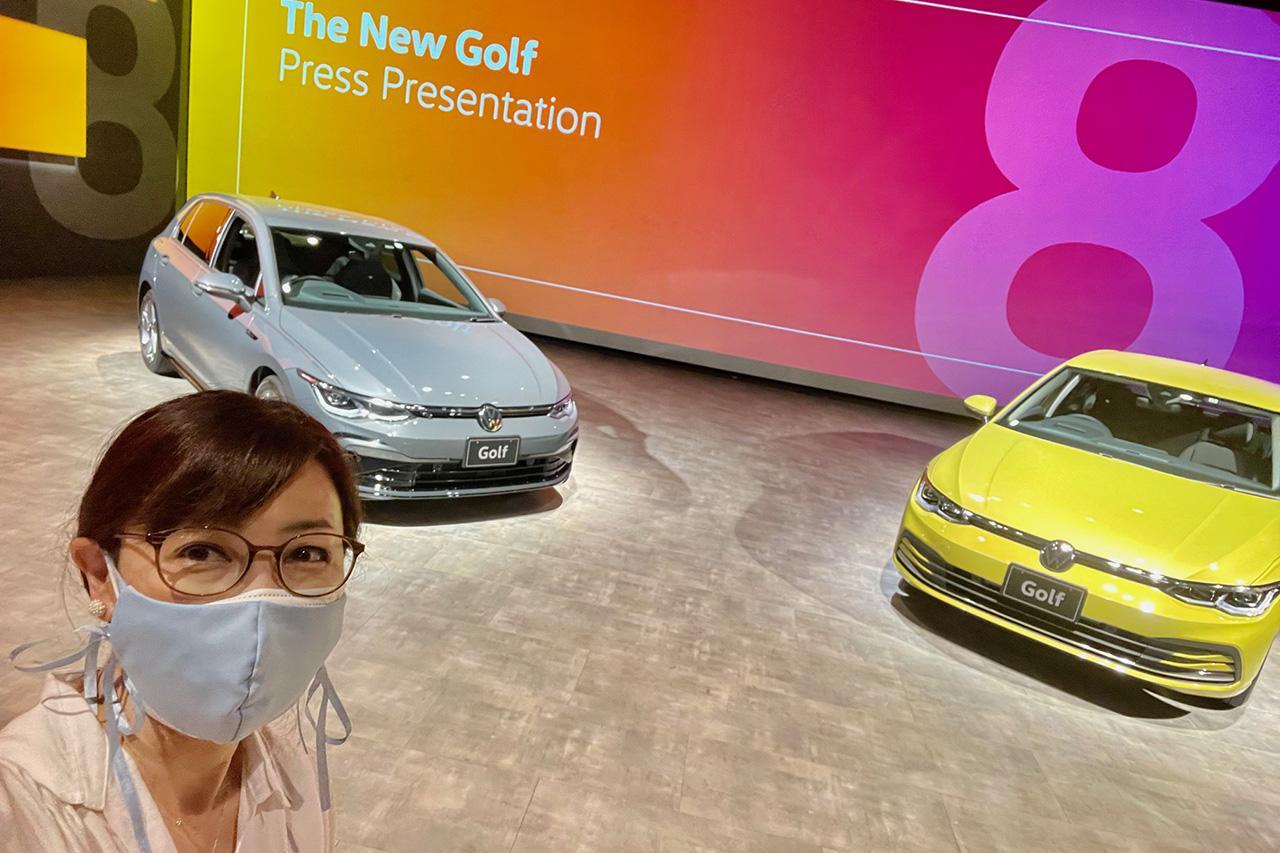 画像4: 「新型ゴルフ」の発表会に見た8代目ゴルフの本気!