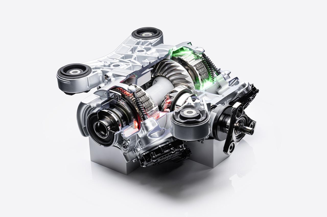 画像1: 新型「Audi RS 3」にRSトルクスプリッターを搭載
