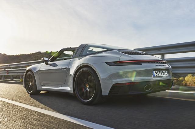 画像2: 911 タルガ 4 GTS