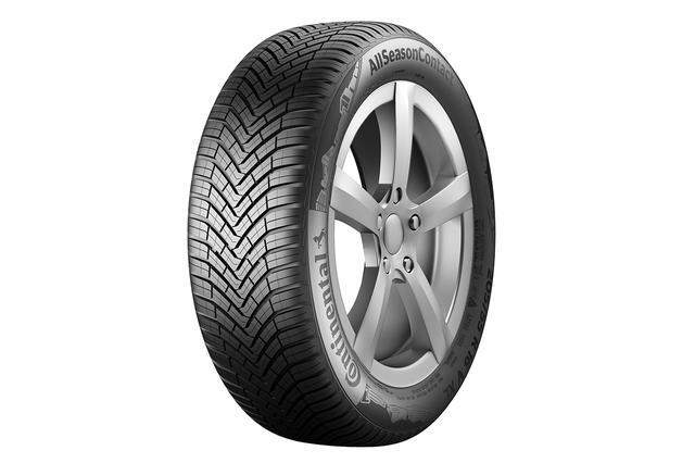 画像1: 【Continental Tires】「AllSeasonContact」を日本で発売