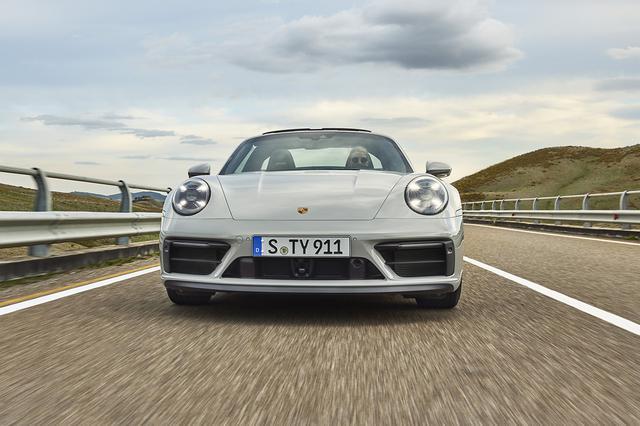 画像1: 911 タルガ 4 GTS