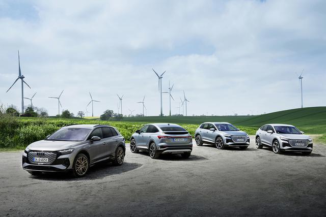 画像2: Audi、2026年以降発表の新型車はすべてEVに