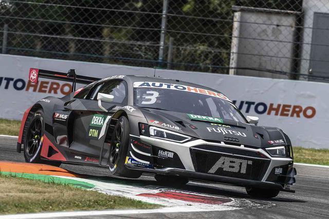 画像6: 【DTM Rd.1 Monza】開幕戦レース2でAudiが1-2フィニッシュ
