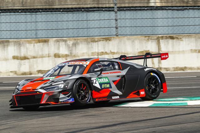 画像4: 【DTM Rd.1 Monza】開幕戦レース2でAudiが1-2フィニッシュ