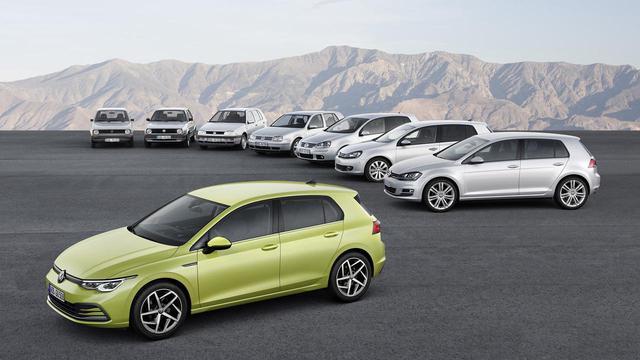 画像: 「ゴルフ8」がワールドプレミア - 8speed.net VW、Audi、Porscheがもっと楽しくなる自動車情報サイト