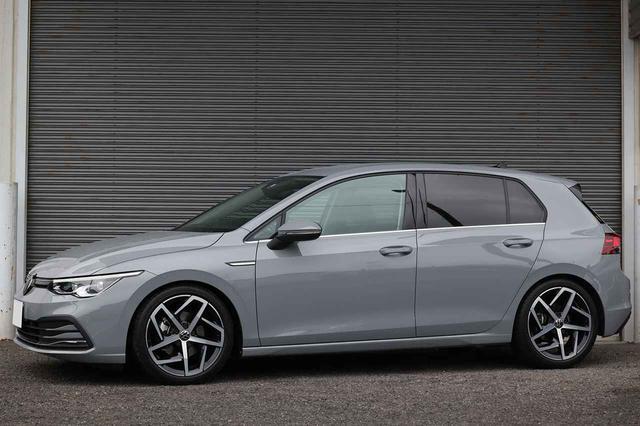 画像: 【Eibach】ゴルフ8用「PRO-KITローダウンスプリング」をチェック - 8speed.net VW、Audi、Porscheがもっと楽しくなる自動車情報サイト