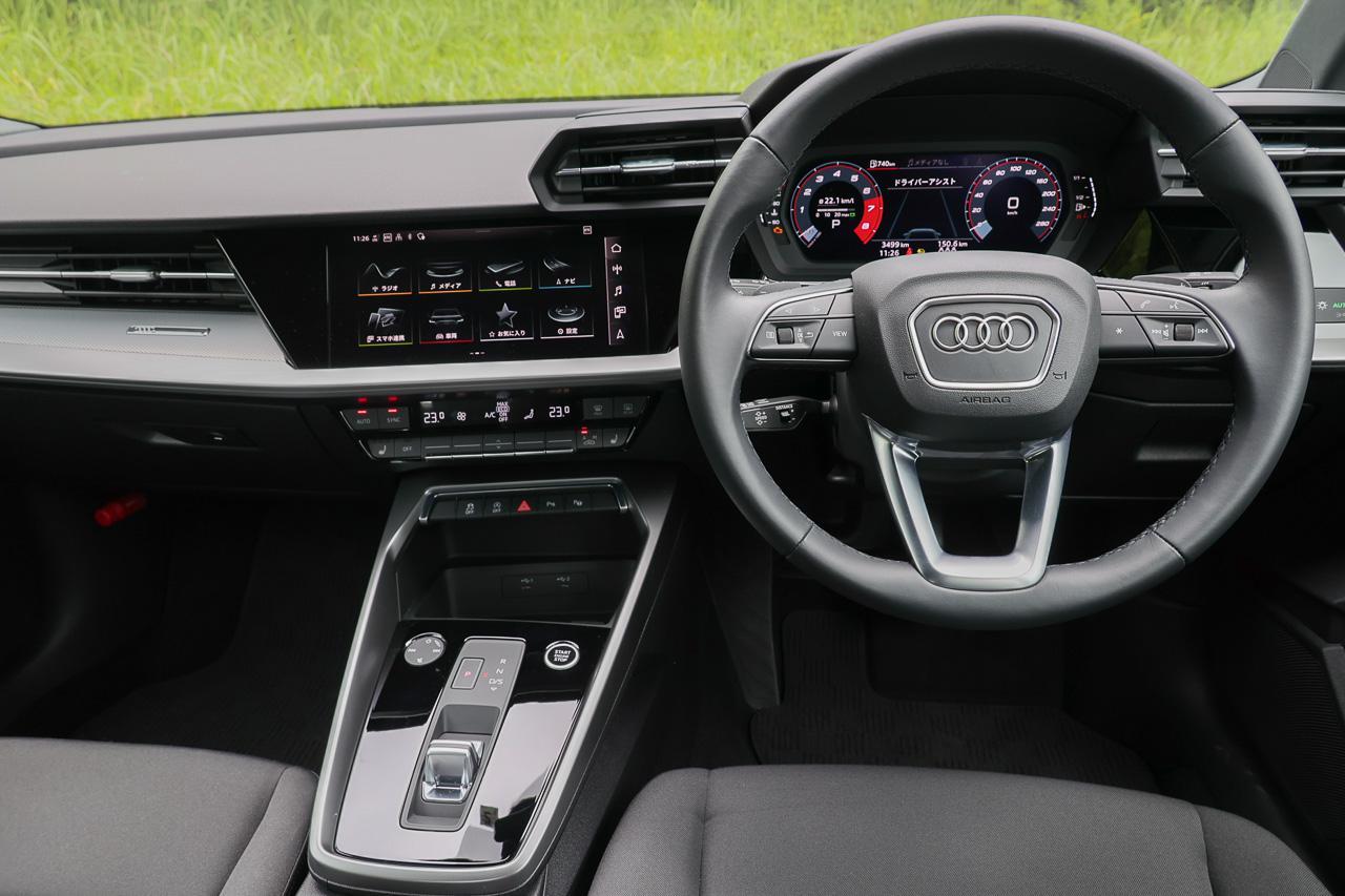 画像2: 【燃費調査】Audi A3の1Lエンジンの実力は?