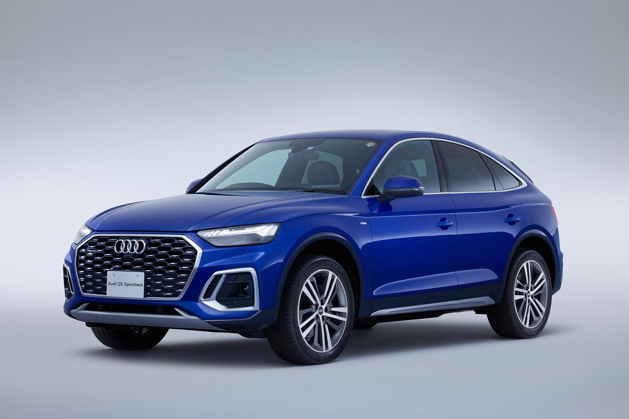 画像1: 「Audi Q5 Sportback」が日本上陸