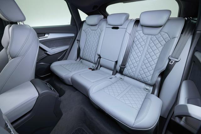 画像5: 「Audi Q5 Sportback」が日本上陸