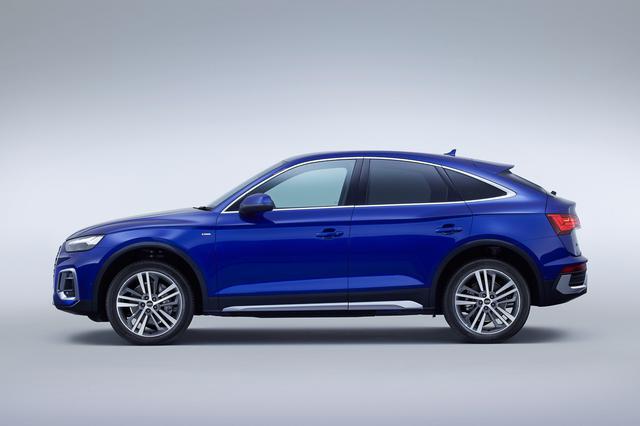 画像2: 「Audi Q5 Sportback」が日本上陸