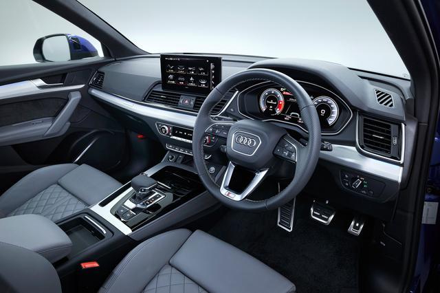 画像4: 「Audi Q5 Sportback」が日本上陸