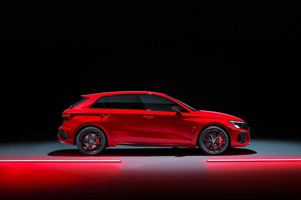 画像8: 新型「Audi RS 3」発表