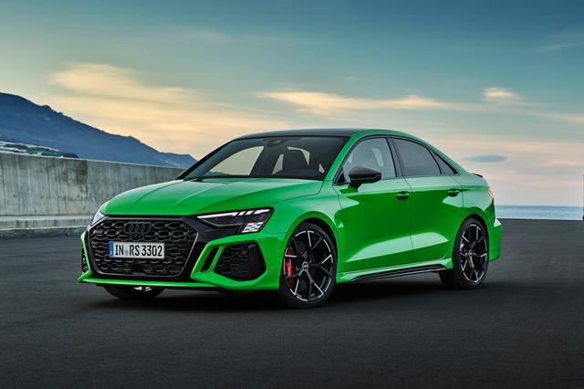 画像10: 新型「Audi RS 3」発表