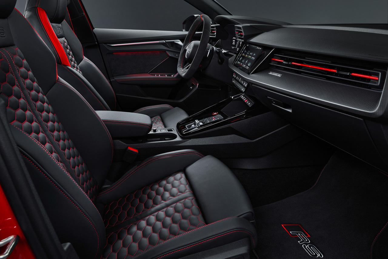 画像14: 新型「Audi RS 3」発表