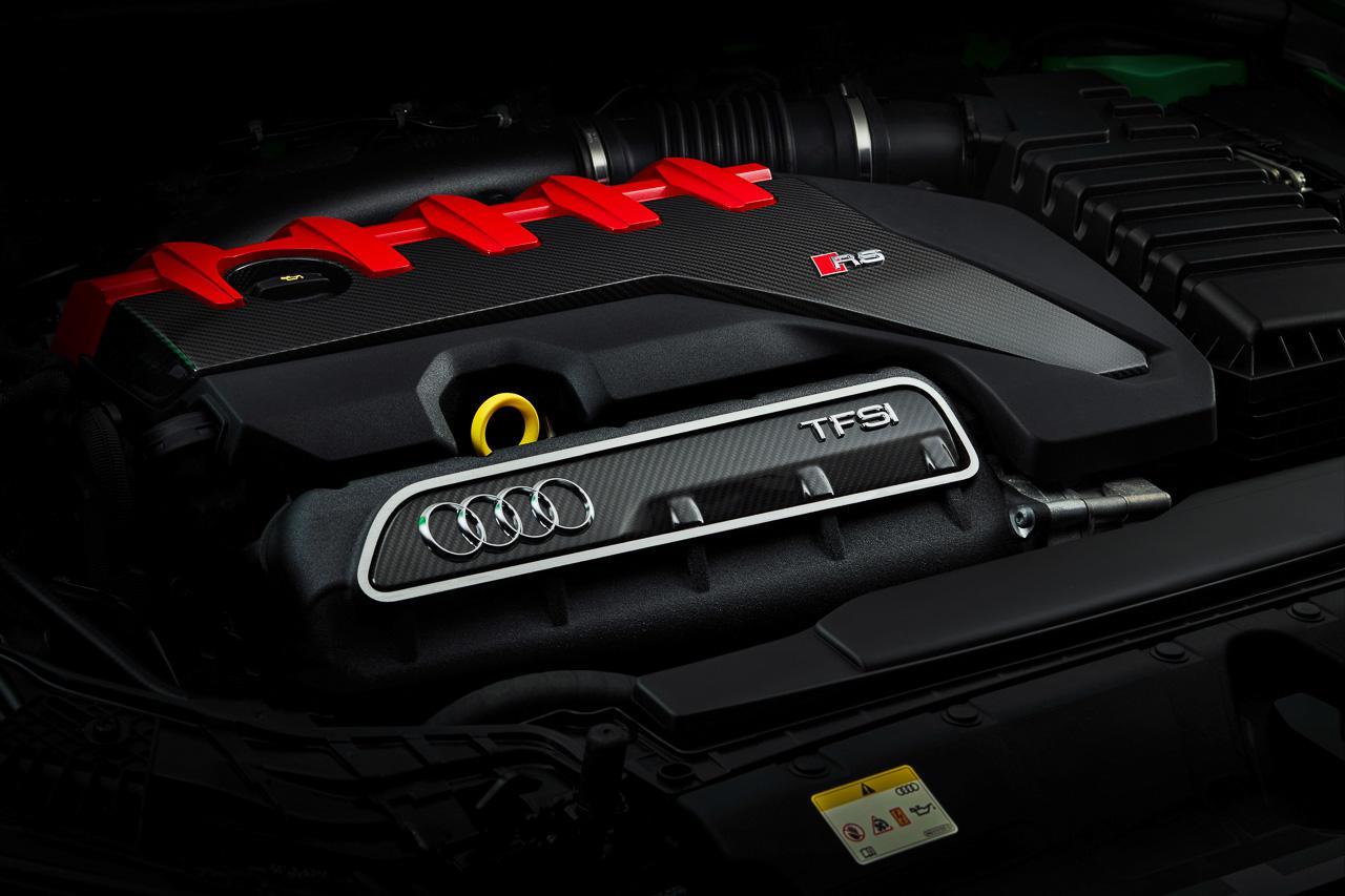 画像2: 新型「Audi RS 3」発表