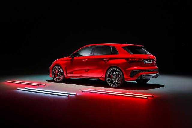 画像9: 新型「Audi RS 3」発表
