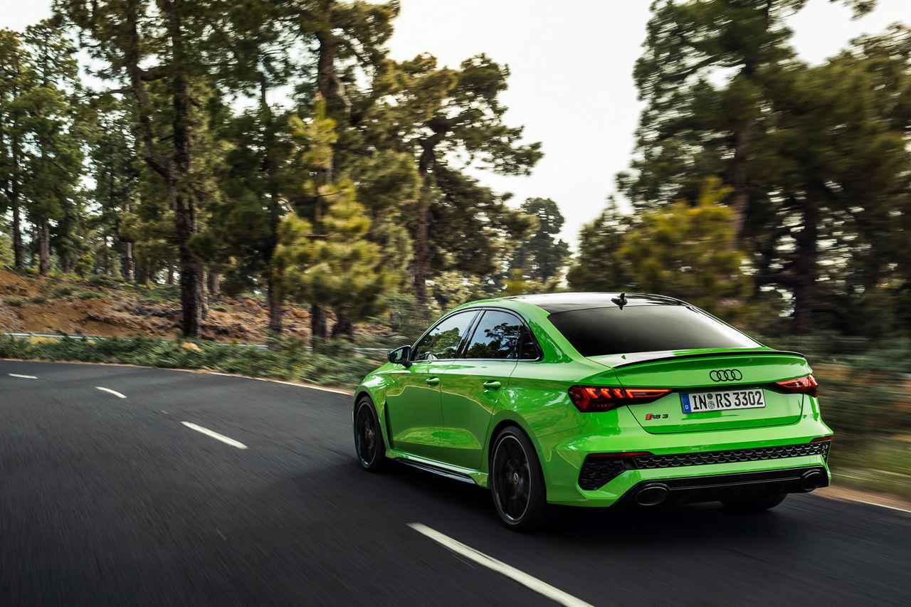 画像18: 新型「Audi RS 3」発表