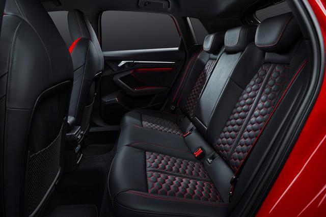 画像15: 新型「Audi RS 3」発表