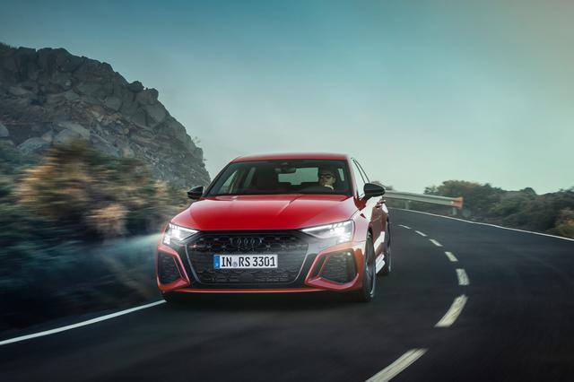 画像16: 新型「Audi RS 3」発表