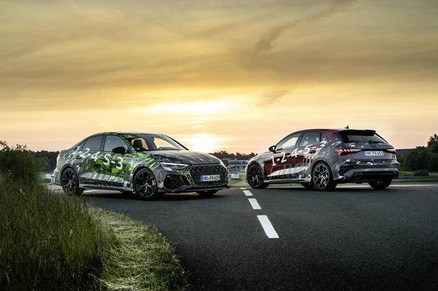 画像: 新型「Audi RS 3」にRSトルクスプリッターを搭載 - 8speed.net VW、Audi、Porscheがもっと楽しくなる自動車情報サイト