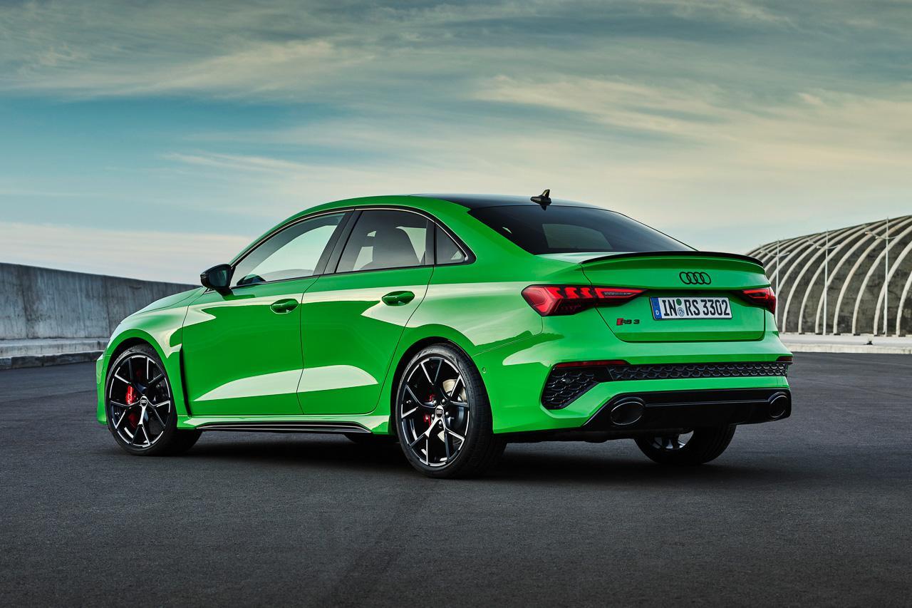 画像12: 新型「Audi RS 3」発表