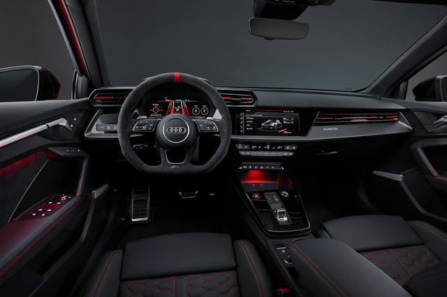 画像13: 新型「Audi RS 3」発表