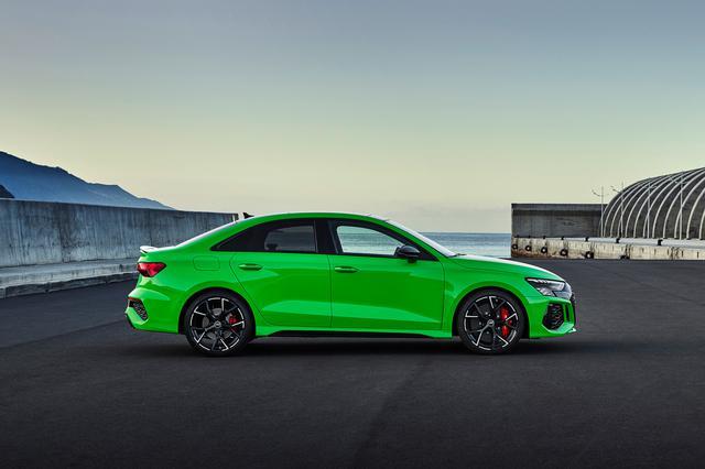画像11: 新型「Audi RS 3」発表