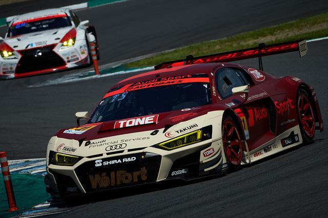 画像4: #21 Hitotsuyama Audi R8 LMS