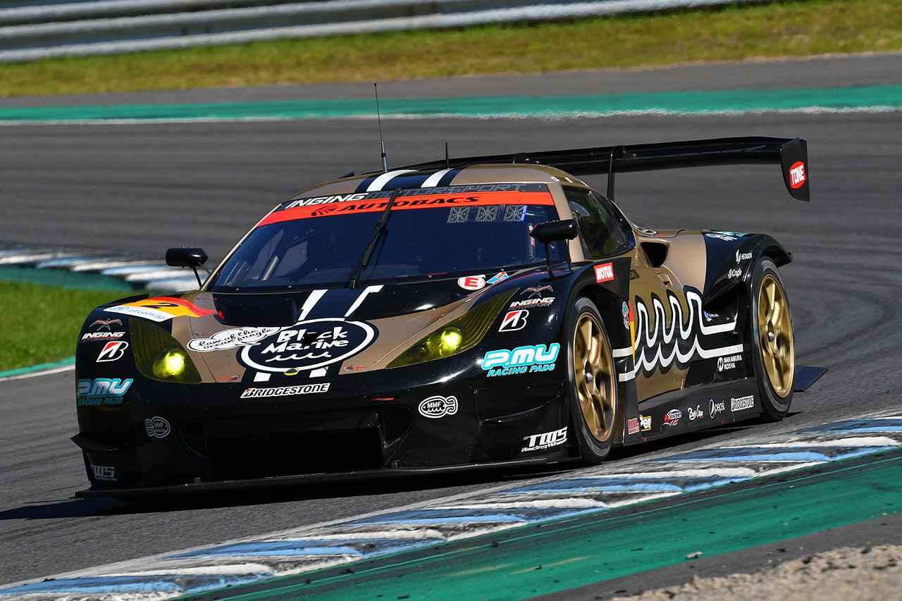 画像: #2 muta Racing Lotus MC