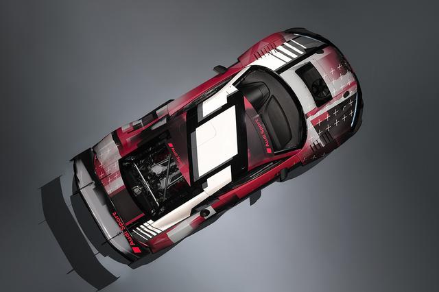 画像2: 「Audi R8 LMS GT3 evo II」登場