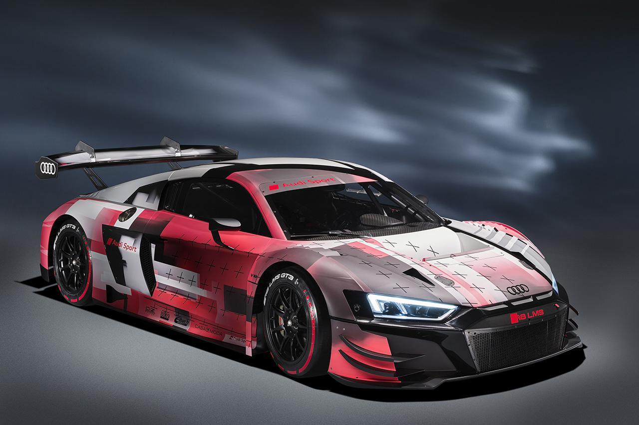 画像1: 「Audi R8 LMS GT3 evo II」登場