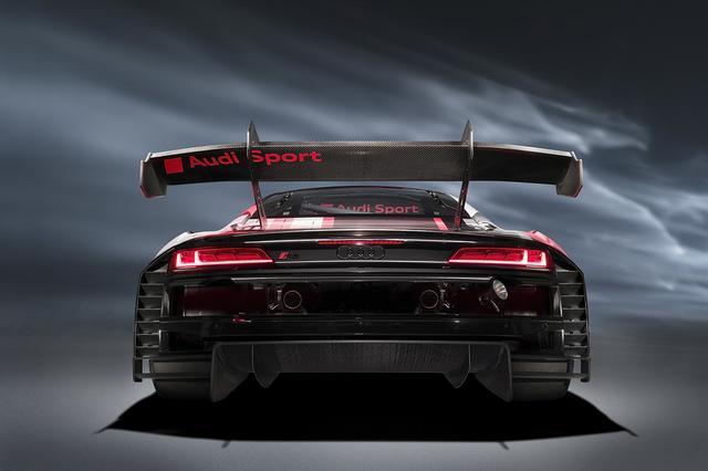 画像4: 「Audi R8 LMS GT3 evo II」登場