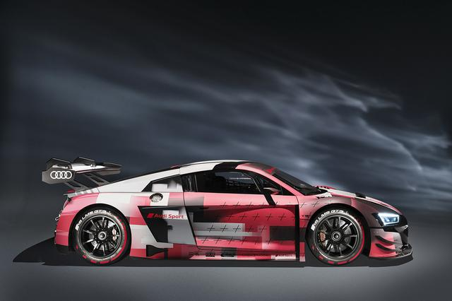 画像3: 「Audi R8 LMS GT3 evo II」登場