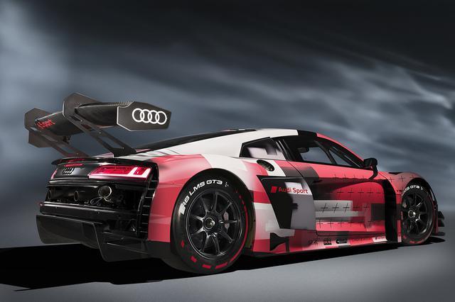 画像5: 「Audi R8 LMS GT3 evo II」登場