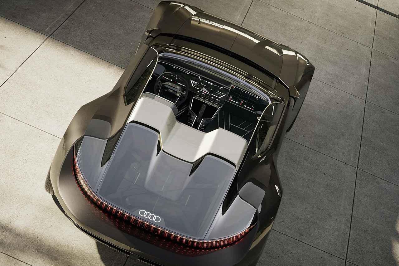 画像9: モントレーで「Audi skysphere concept」発表